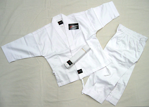 Karate Traditional Lap-Over Uniforms | Central Ohio Martial